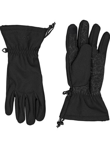 CMP Softshellhandschoenen zwart