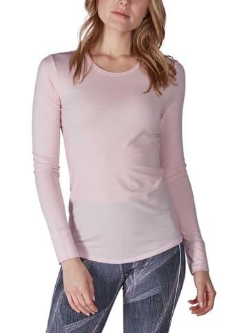Skiny Koszulka w kolorze jasnoróżowym