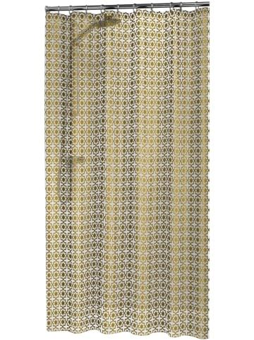 Sealskin Duschvorhang in Gold - (L)180 x (B)200 cm