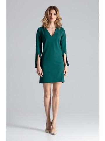 Figl Sukienka w kolorze zielonym