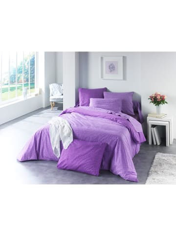 """My Home Beddengoedset """"Victoria"""" paars"""