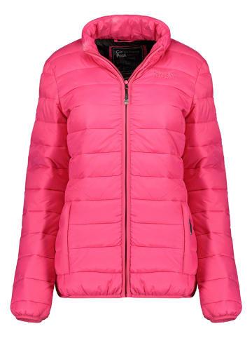 """Canadian Peak Kurtka zimowa """"Anguila"""" w kolorze różowym"""