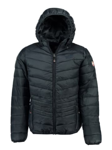 "Canadian Peak Winterjas ""Diango"" donkerblauw"