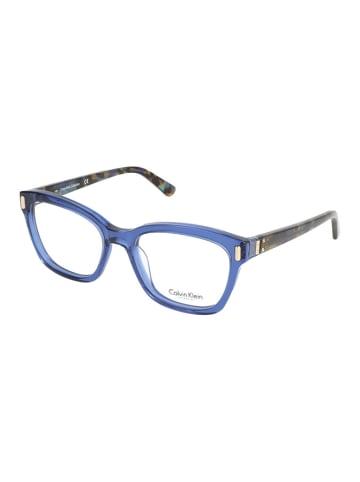"""Calvin Klein Oprawki """"CK8535"""" w kolorze niebiesko-szarym"""