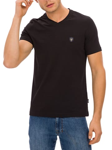 Galvanni T-shirt w kolorze czarnym