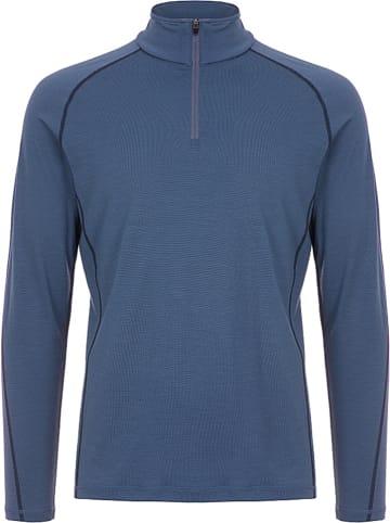 Super.natural Functioneel onderhemd blauw