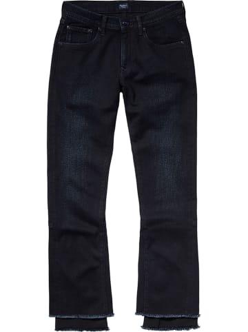 "Pepe Jeans Jeans ""Victoria Ruffles"" - Regular fit - in Dunkelblau"
