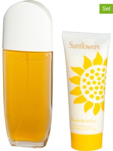 """Elizabeth Arden 2tlg. Set: """"Sunflowers"""" - EdT und Bodylotion"""