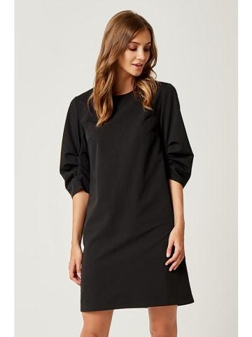 SCUI STUDIOS Sukienka w kolorze czarnym