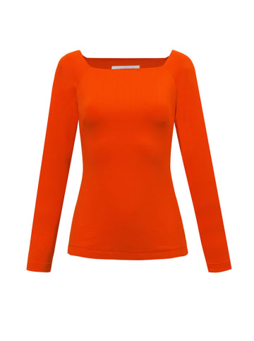 Risk made in warsaw Bluzka w kolorze pomarańczowym