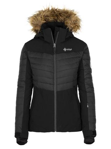 "Kilpi Ski-/ Snowboardjacke ""Breda W""  in Schwarz"