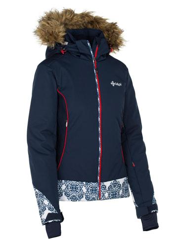 "Kilpi Ski-/ Snowboardjacke ""Vera W"" in Dunkelblau"