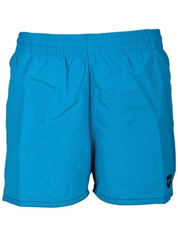 """Arena Szorty kąpielowe """"Bywayx"""" w kolorze błękitnym"""
