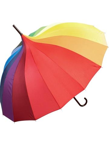 """Le Monde du Parapluie Kolorowy parasol """"Rainbow Pagoda"""" - Ø 90 cm"""