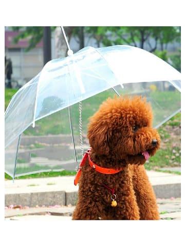 Le Monde du Parapluie Hondenparaplu transparant - Ø 69 cm