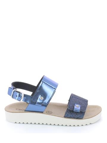 Grünland Junior Sandalen in Blau