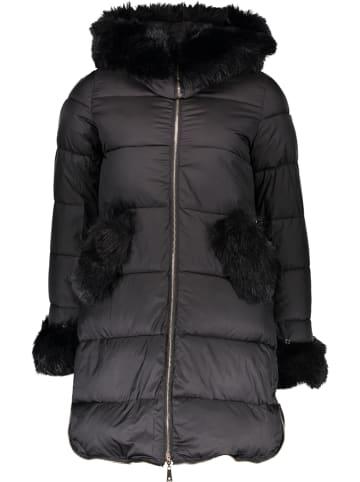 Winter Selection Płaszcz zimowy w kolorze czarnym