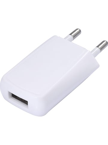 WHIPEARL Adapter USB w kolorze białym