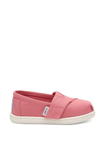 TOMS Instappers roze
