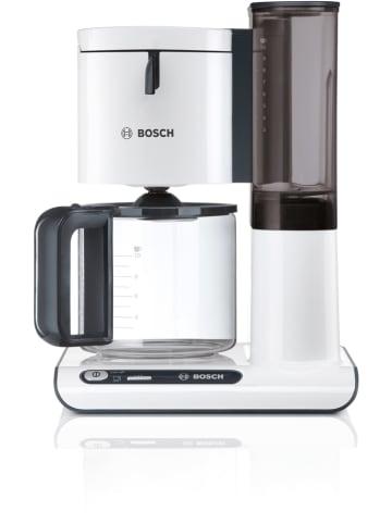 """Bosch Kaffeemaschine """"Styline"""" in Weiß"""
