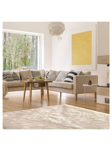 THE HOME DECO FACTORY Teppich in Creme - (L)170 x (B)115 cm