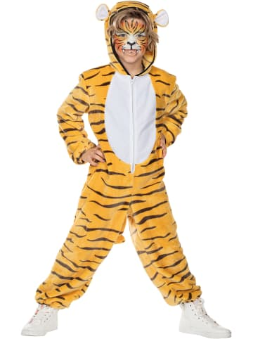 """Rubie`s Pajacyk """"Tiger"""" w kolorze jasnobrązowo-żółtym"""