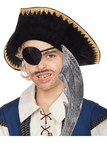 """Rubie`s Kapelusz """"Pirat"""" w kolorze czarnym"""