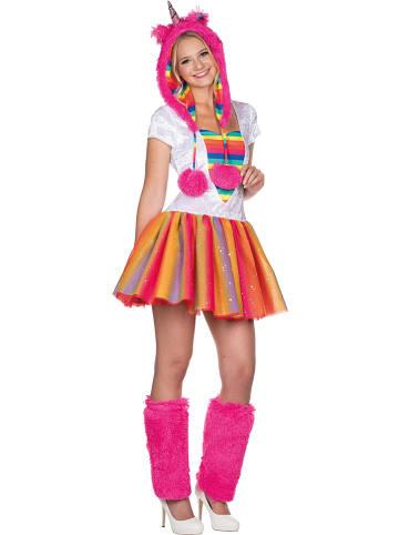 """Rubie`s Kostuumjurk """"Eenhoorn"""" roze/meerkleurig"""