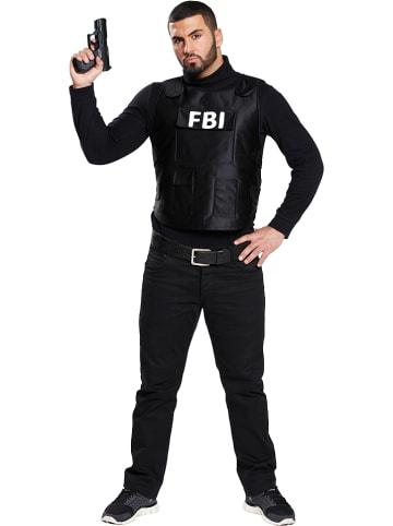 """Rubie`s Kamizelka """"FBI"""" w kolorze czarnym"""