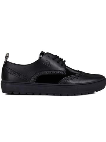 "Geox Sneakers ""Breeda"" zwart"