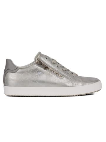 """Geox Sneakers """"Blomiee"""" zilverkleurig"""