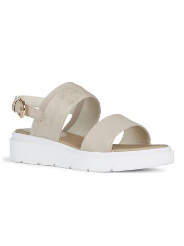 "Geox Sandalen ""Tamas"" beige"