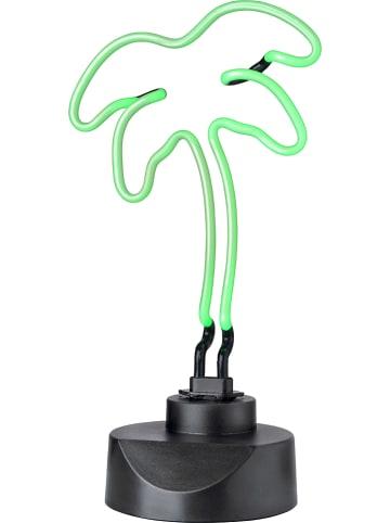 """Sompex Dekoleuchte """"Palm"""" in Grün - (H)36 cm"""