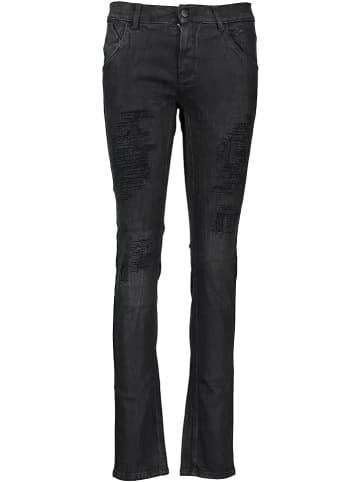 Sisley Jeans - Slim fit - in Anthrazit