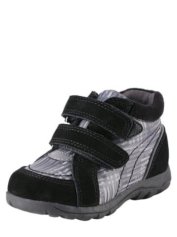 """Reima Sneakers """"Lotte"""" zwart/grijs"""