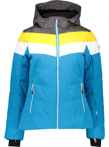 CMP Dons-ski-/snowboardjas blauw