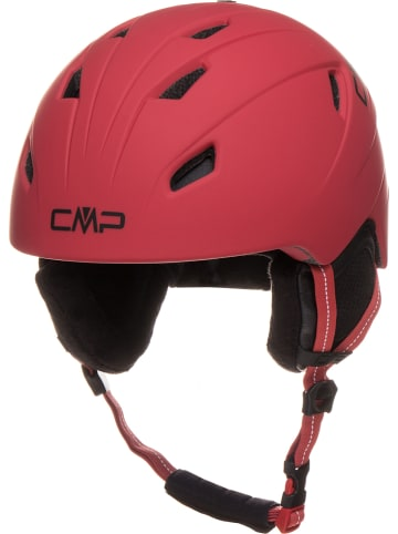 CMP Ski-/snowboardhelm rood