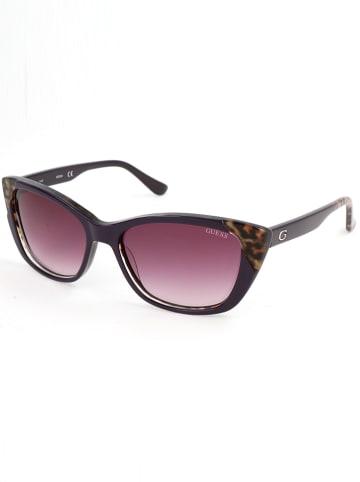 Guess Damen-Sonnenbrille in Lila