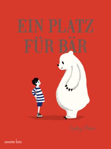 """Annette betz Vorlesebuch """"Ein Platz für Bär"""""""