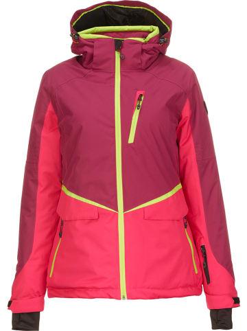 """Killtec Ski-/ Snowboardjacke """"Dorya"""" in Pink/Beere"""