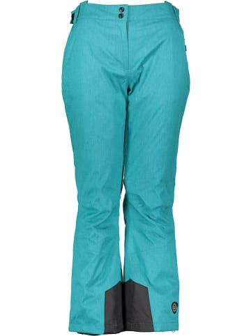 "Killtec Ski-/snowboardbroek ""Erielle"" turquoise"