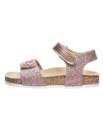 Billowy Sandały ze wzorem