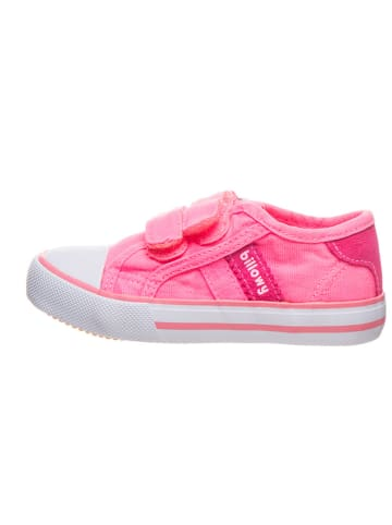 Billowy Sneakers roze