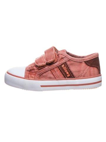 Billowy Sneakersy w kolorze czerwonym