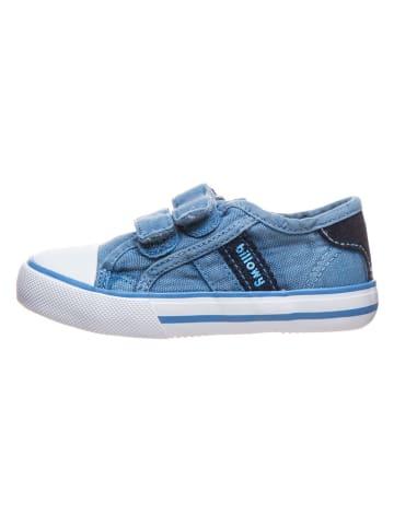 Billowy Sneakersy w kolorze niebieskim