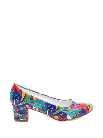 Streetfly Pumps in Bunt