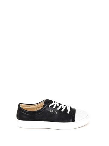 Noosy Sneakers zwart/wit