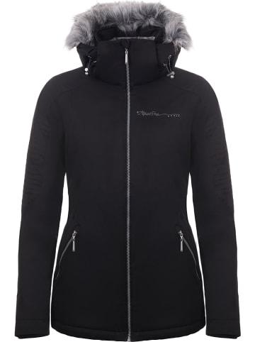 """Alpine Pro Kurtka narciarska """"Memka 3"""" w kolorze czarnym"""