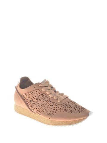 BIG STAR Sneakersy w kolorze brązowym