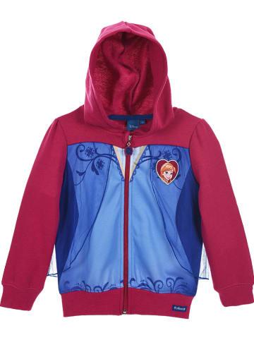 Garcon Sweatjacke f/ür Babys und Kids Pinokio blau mit Rei/ßverschluss J/äckchen Jungen mit netten Taschen 90/% Baumwolle
